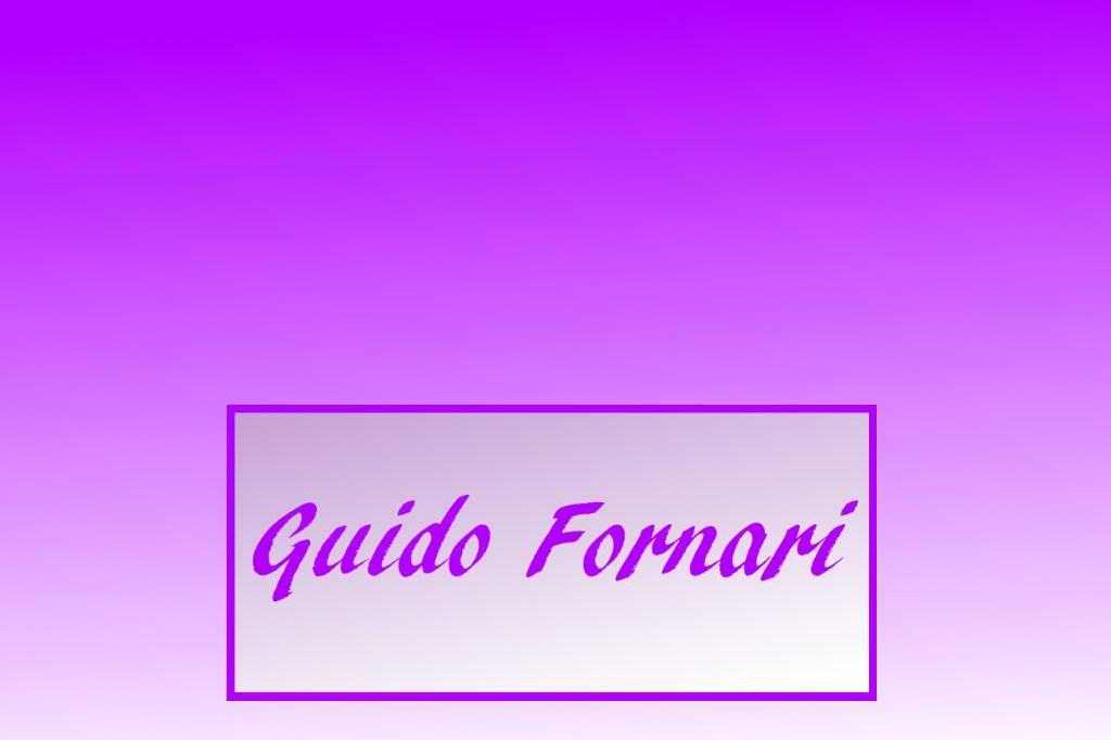 GUIDO FORNARI