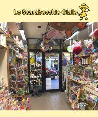 LO SCARABOCCHIO GIALLO